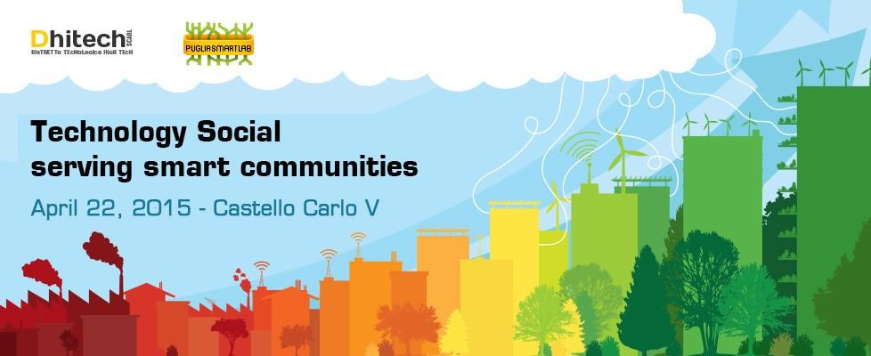 Technology Social serving smart communities